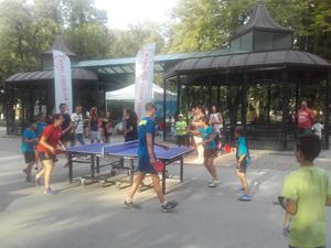 Пътуващо училище по тенис на маса ще гостува в Панагюрище
