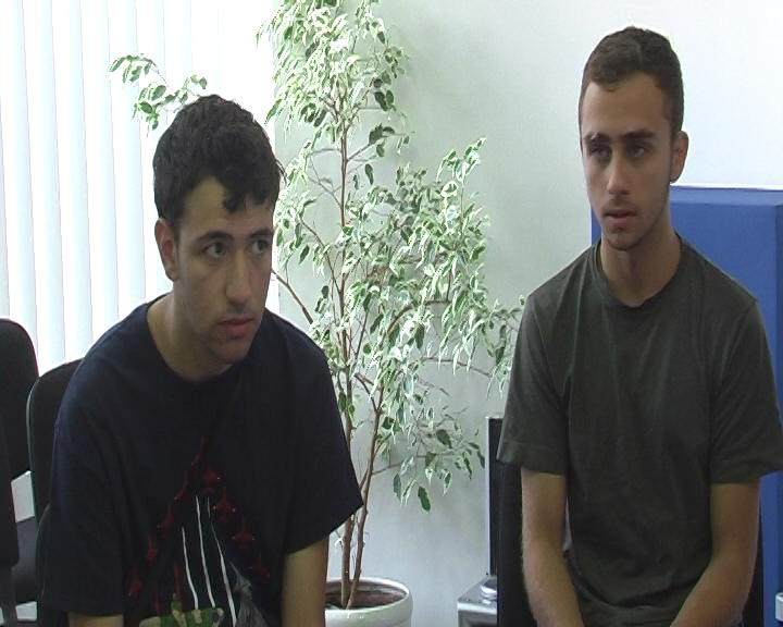 Георги и Симеон разказаха за лагера в Англия