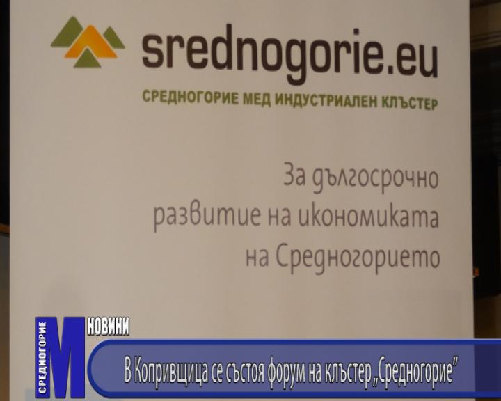 """В Копривщица се състоя форум на клъстер """"Средногорие"""""""
