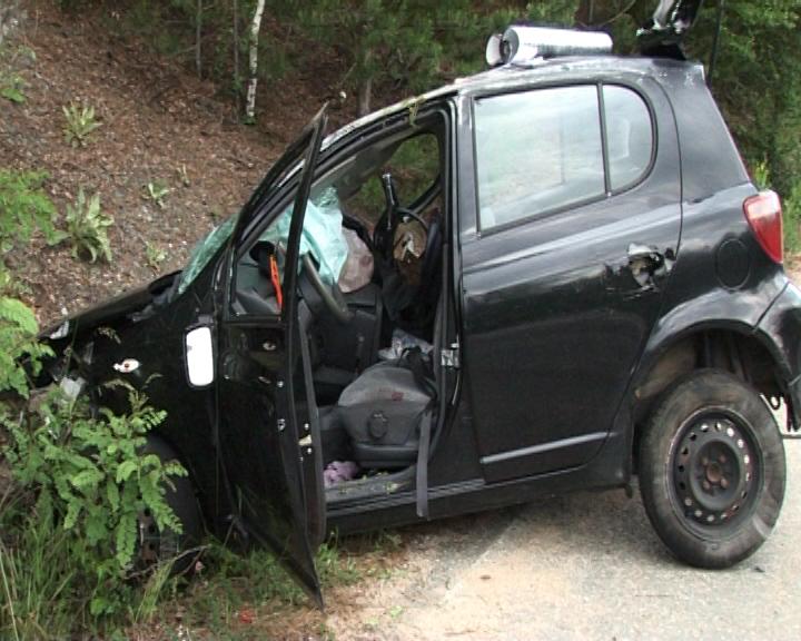 Тежък пътен инцидент край Антон
