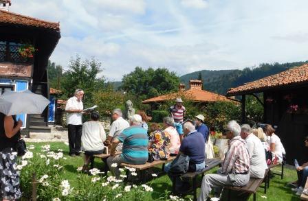 В Копривщица се проведоха Димчови поетични празници