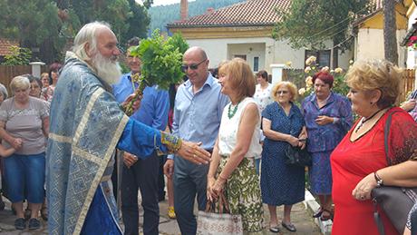 Църквата в Пирдоп отбеляза своя храмов празник