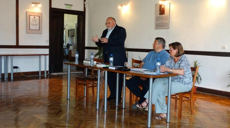 В Копривщица представиха книгата на д-р Александър Йорданов