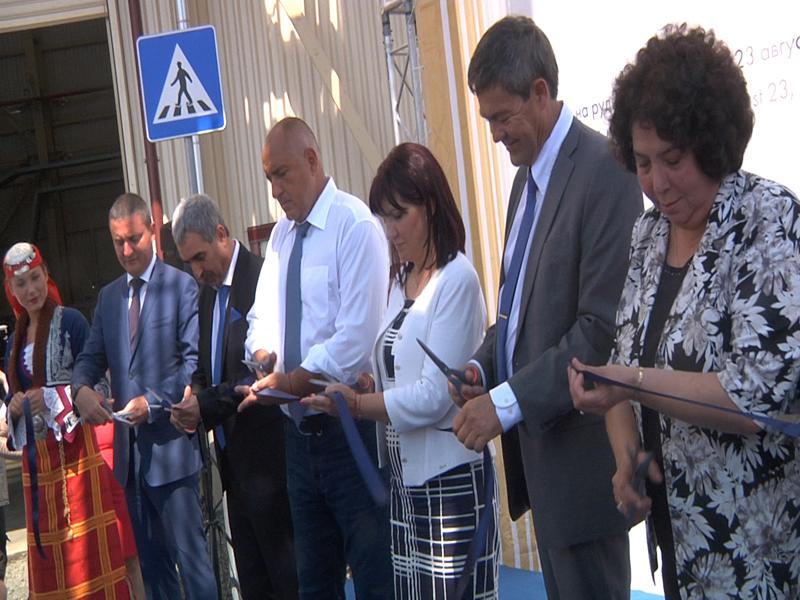 """Новият рудник на """"Дънди"""" в Крумовград беше официално открит"""