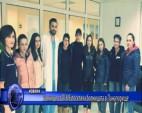 Ученици от ПГМЕ посетиха болницата в Панагюрище