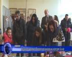 Детските градини в Пирдоп организираха коледен базар