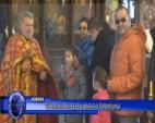 Отбелязаха Коледа в църквата в Копривщица