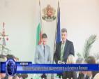 Областният управител награди кметовете на Челопеч и Мирково