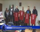Нови екипи за отбора по минифутбол в Златица