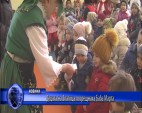 Децата на Златица посрещнаха Баба Марта