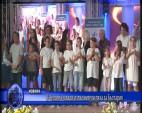 В Челопеч млади изпълнители пяха за България