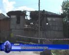 Сградата на конака в Златица падна