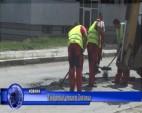Изкърпват улици в Златица