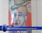 В Копривщица представиха изложба на Елена Каблешкова