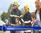 Започна седмицата на пожарната безопасност