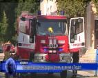 Пожарникари демонстрираха техника и умения в Пирдоп