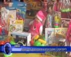 """""""Елаците - Мед"""" подари играчки на детски градини в Средногорието"""