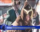 Кукерите от Мирково със специална награда от карнавал