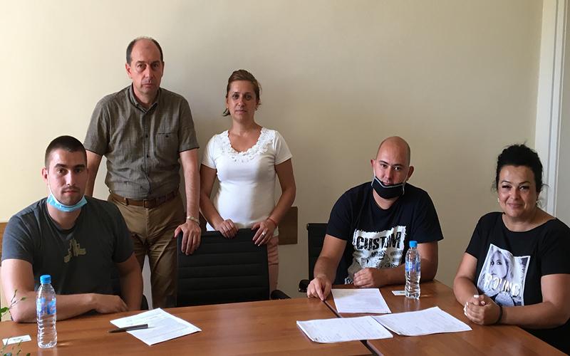 Младите футболисти от Златица заминават на летен лагер